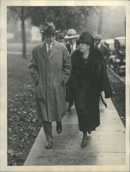 1926 Frances Stevens Pfeiffer Attorney - Historic Images