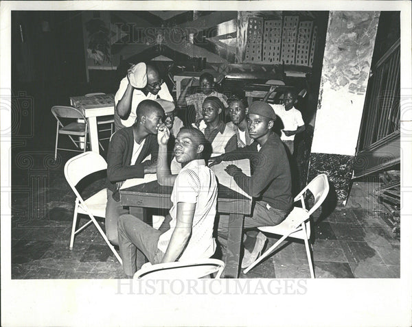 1967 Press Photo Coffeehouses in Old Neighborhoods - Historic Images