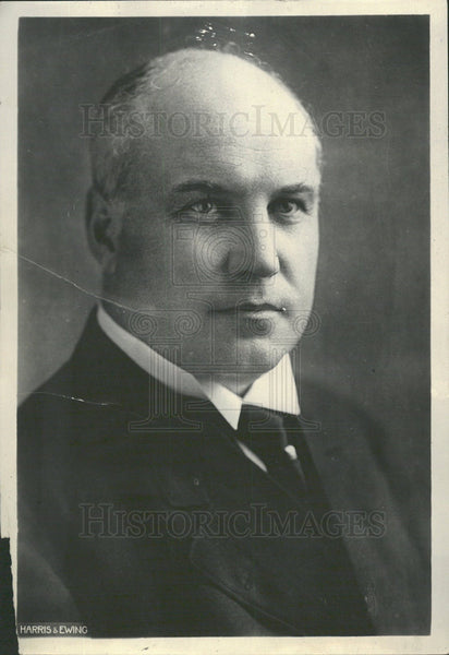 1919 Press Photo Frankllin K Lane Secretary - Historic Images