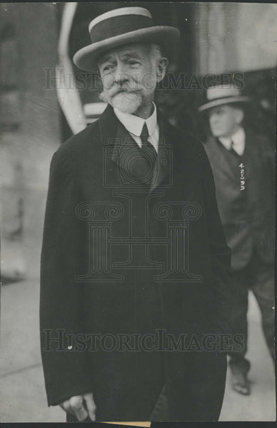 1916 Press Photo U.S. Senator Henry Cabot - Historic Images