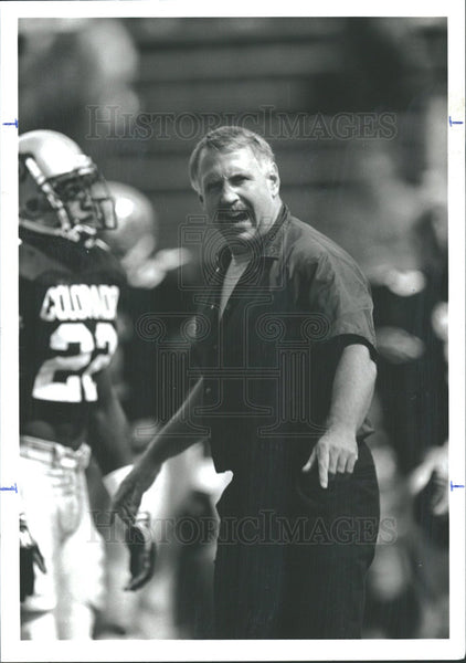 1994 Press Photo E. J. Kreis, Football - Historic Images