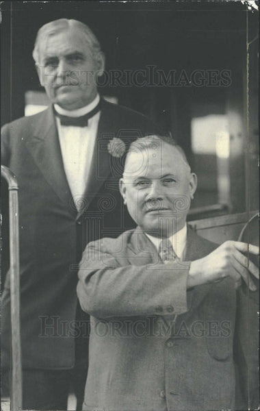 1927 PRESIDENT WILLIAM GREEN TRADE UNION - Historic Images