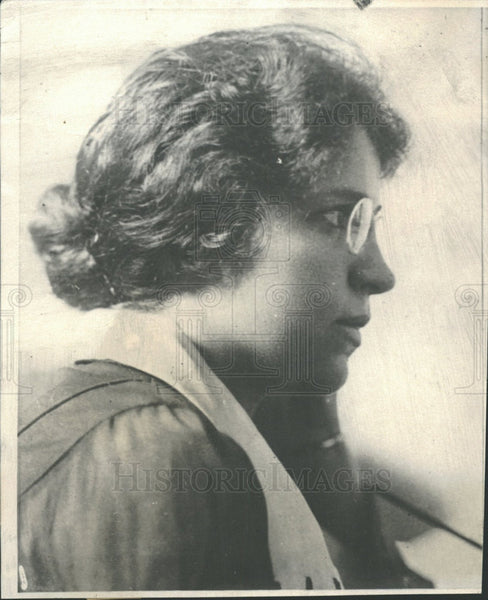 1923 Anna Moscowitz Kross Lawyer Counsel - Historic Images