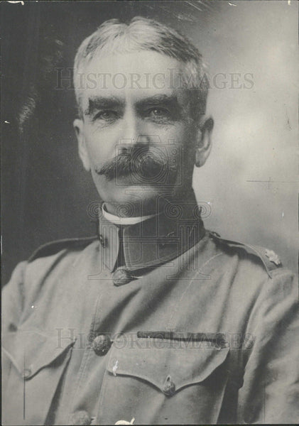 1917 Press Photo Brig Gen Robert Getty - Historic Images
