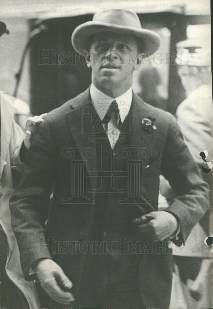 1917 Press Photo George Creel Chairman Censorship  - Historic Images