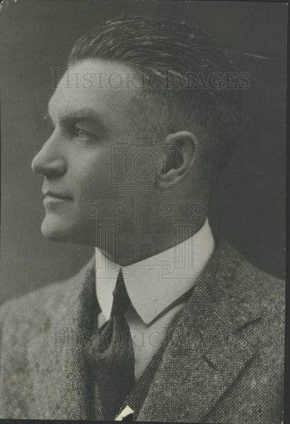 1924 L. R. Hinman, Denver Baritone - Historic Images