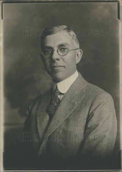 1920 Press Photo Businessman Charles C. Gates - Historic Images