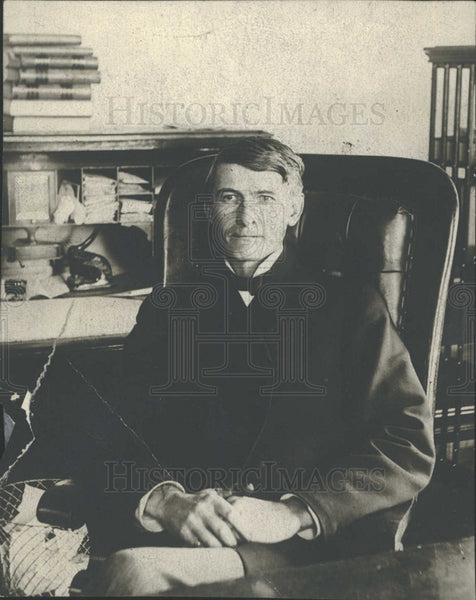1904 Press Photo Frank Johnson - Historic Images
