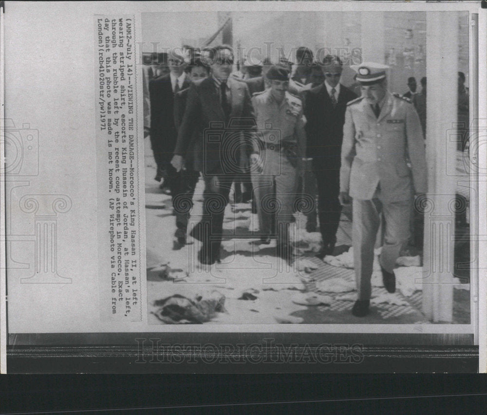 1971 Moroccan coup attempt
