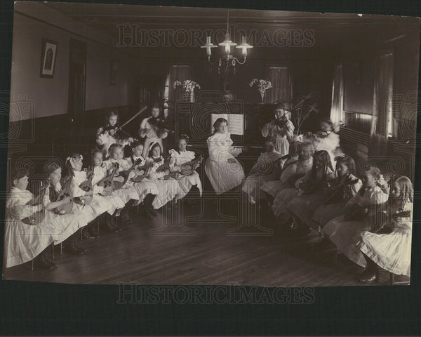1913 Press Photo House of the Good Shepard  - Historic Images