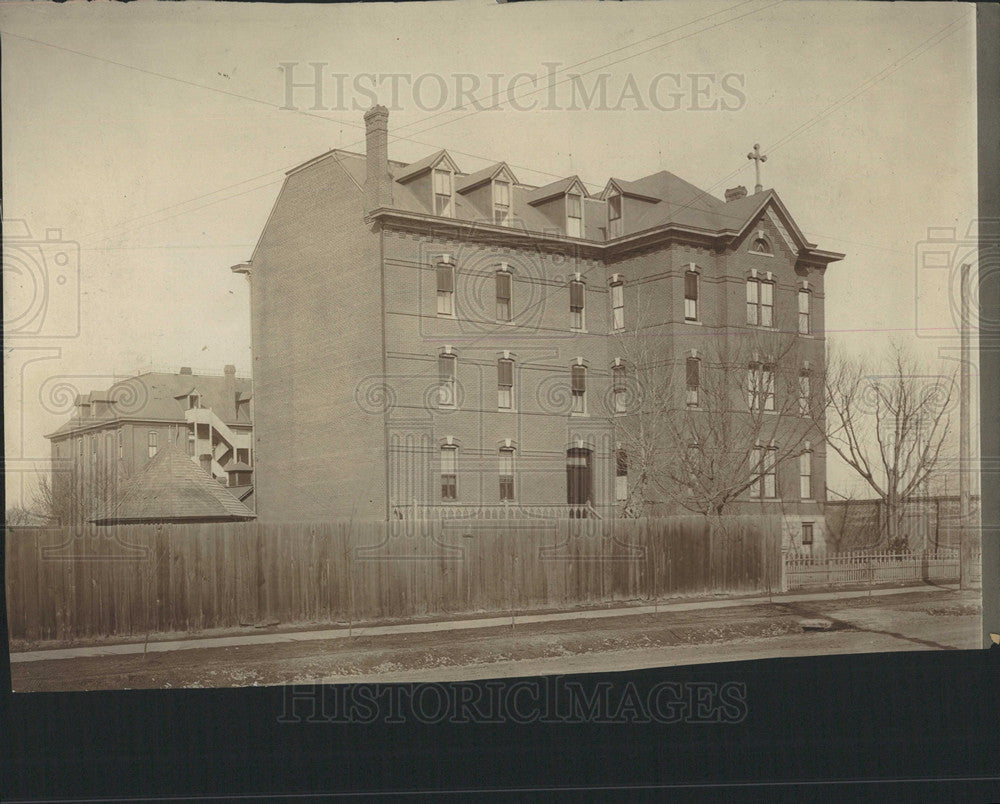 1913 Press Photo House of Lord Shepard - Historic Images
