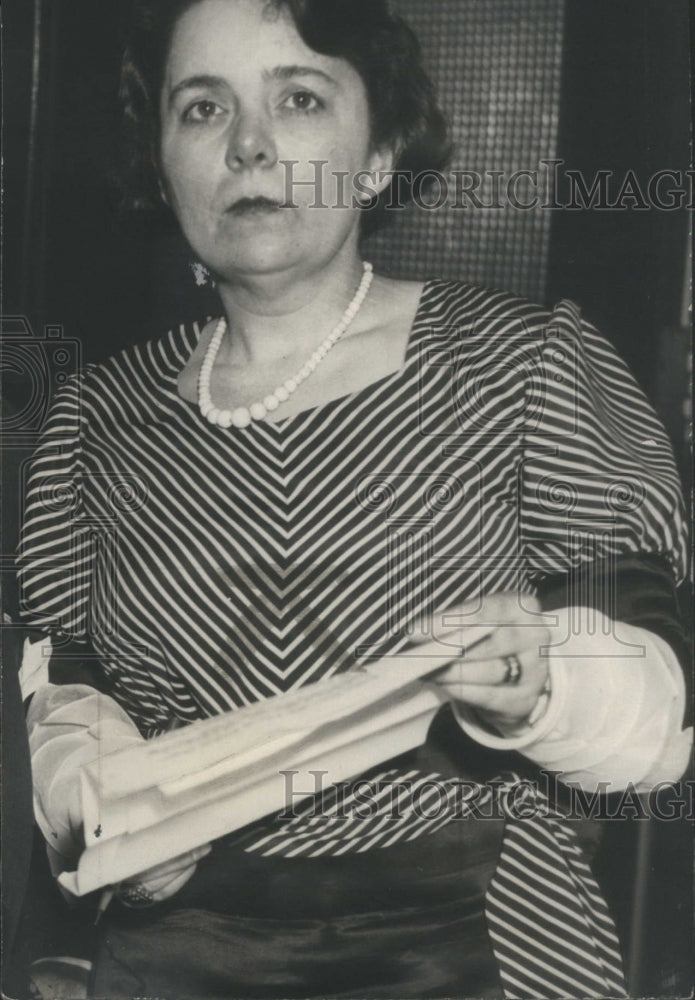 1930 Judge Charles Dougherty Shirley Kub CH - Historic Images