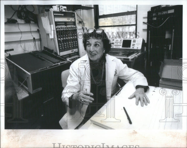 1991 Rosalind Cartwright Research Director - Historic Images