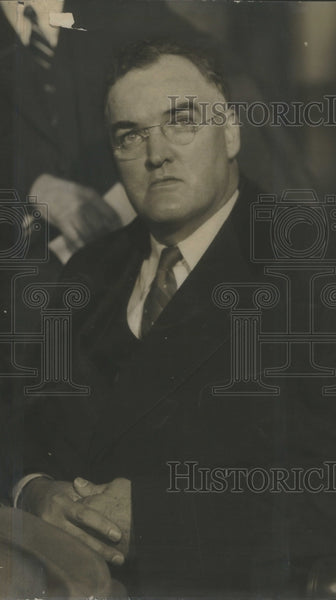 1929 Timothy L. Connolly AKA Donald R. Joyce - Historic Images