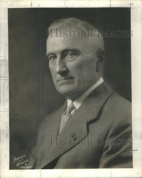 1930 Guy Guernsey Collegiate Club president organization Chicago - Historic Images
