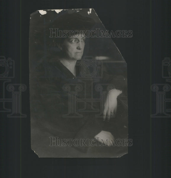 1925 Charlotte Leland Divorce Case - Historic Images