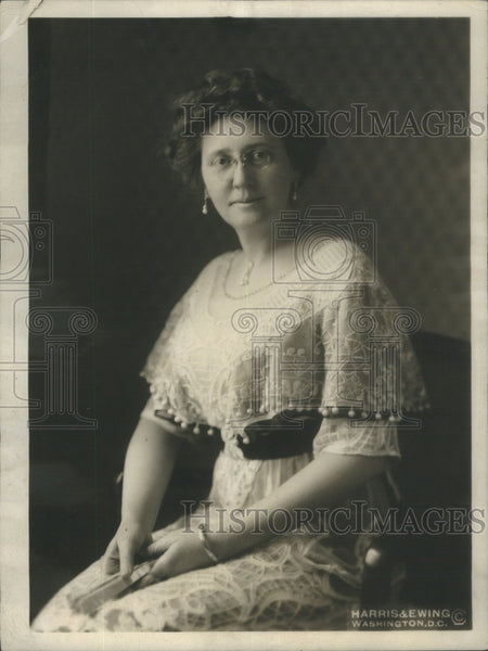 1913 Mrs. Thomas R. Marshall - Historic Images