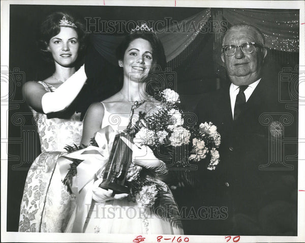1965 Press Photo Diane Bockstans Parade Homes Beauty Pageant - Historic Images