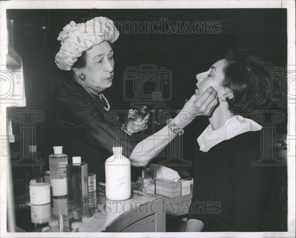 1962 Press Photo Rose Laird philosopher beauty life - Historic Images