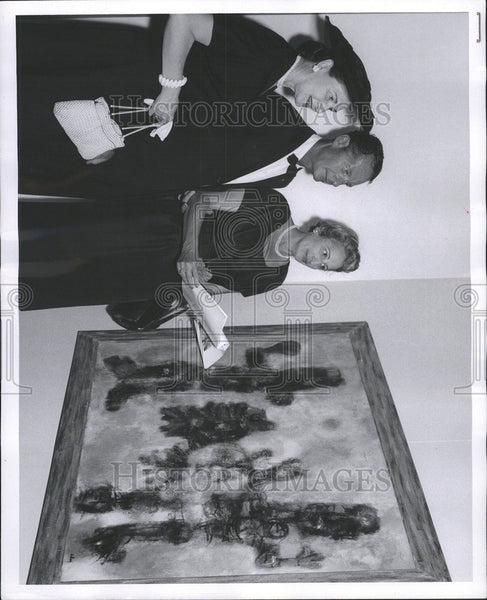 1959 Press Photo United States Collects Pan American Art - Historic Images