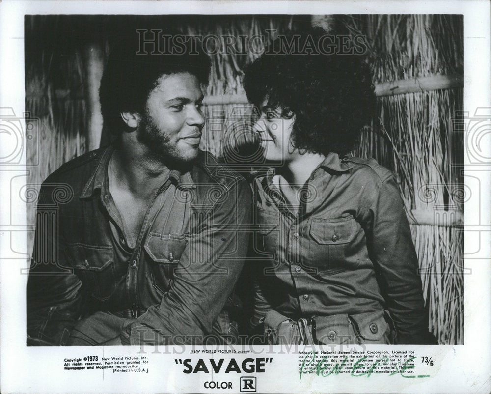 1973 Press Photo James Iglehart Carol Speed Edmund Savage Pittsburgh Pirates - Historic Images