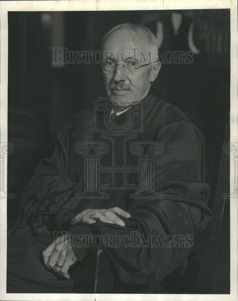 1932 Press Photo Ross Hall United States district court judge - Historic Images
