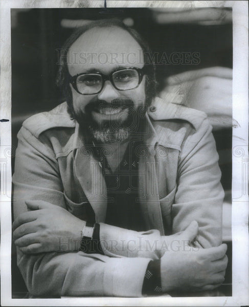 1975 Press Photo Piero Dimitri Designer - Historic Images