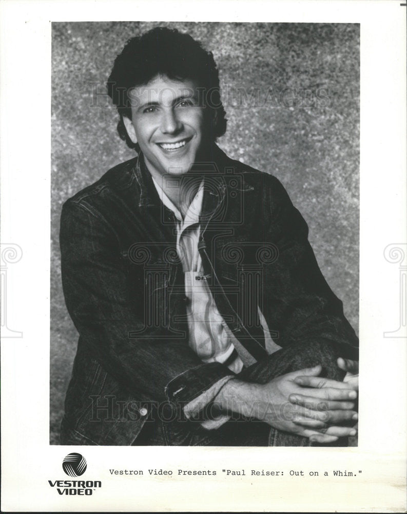 Paul Reiser American Stand-up Comedian, Actor, and Musician. - Historic Images