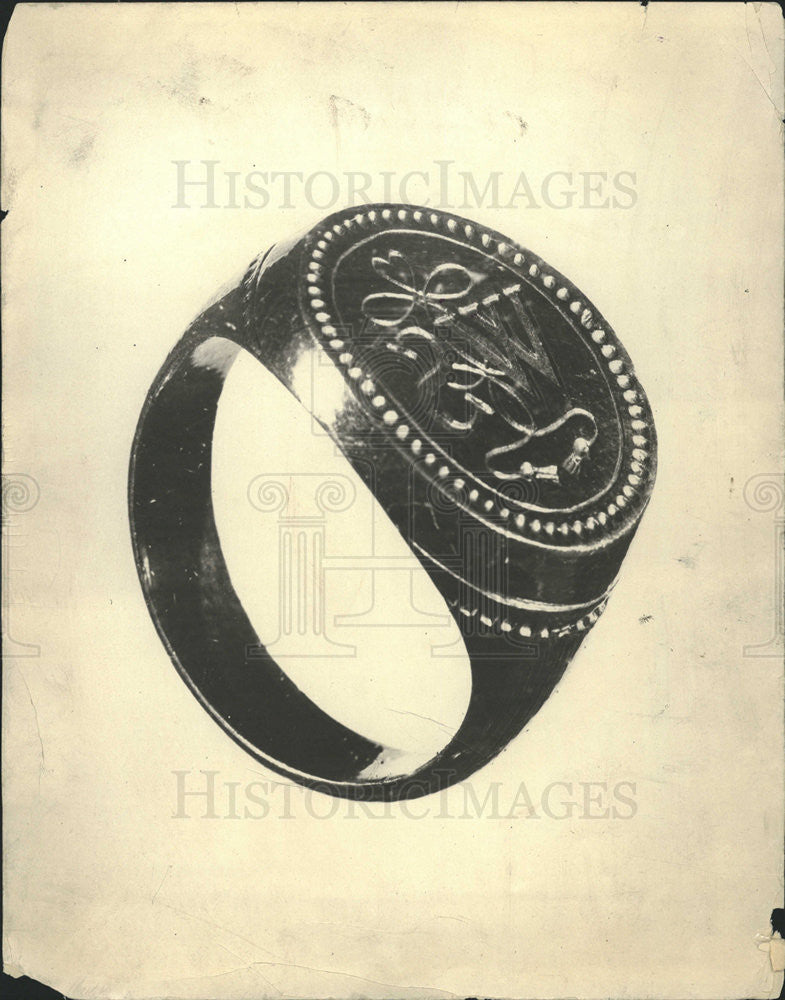 1916 Press Photo Shakespeare's Ring - Historic Images