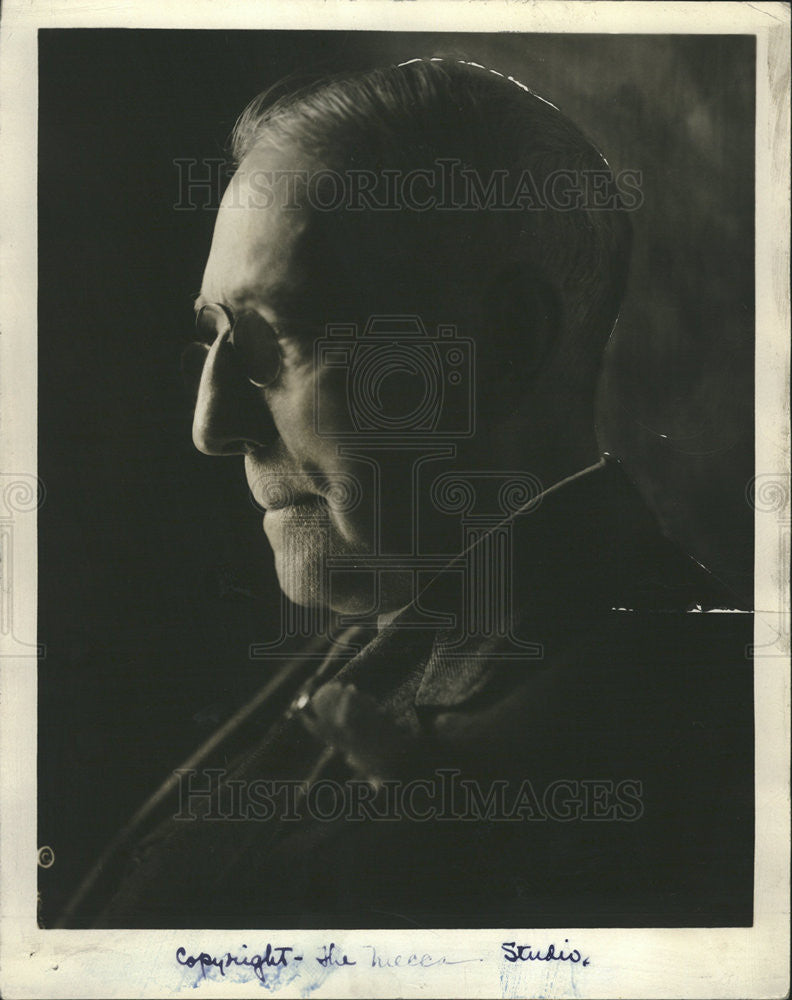1913 Press Photo White Riley American Cinematographer Producer Chicago Illinois - Historic Images