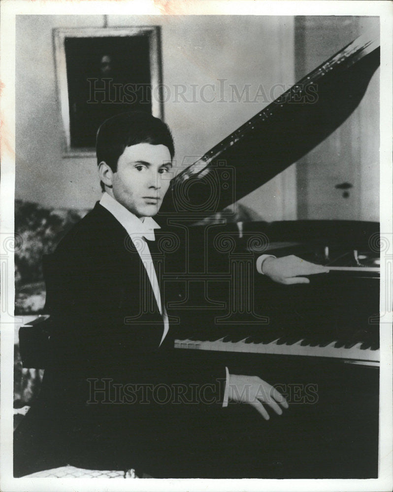 1971 Press Photo CHRISTOPH ESCHENBACH GERMAN PIANIST CONDUCTOR - Historic Images