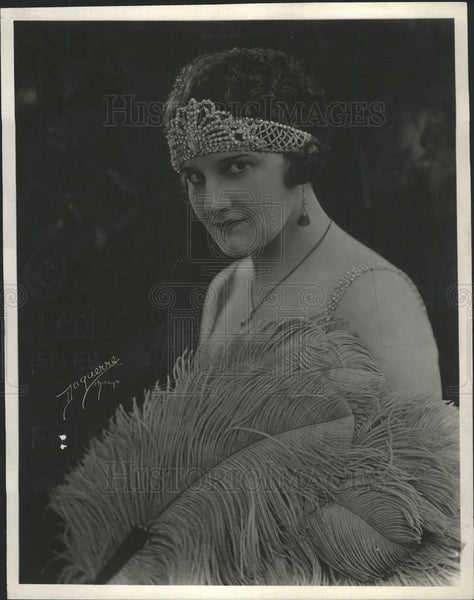 1930 Press Photo Margery Maxwell film stage actress - Historic Images