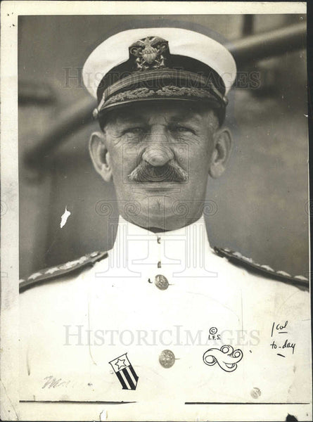 1917 Press Photo Rear Admiral Henry T Mayo - Historic Images