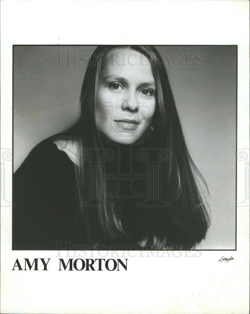 photo Amy Morton
