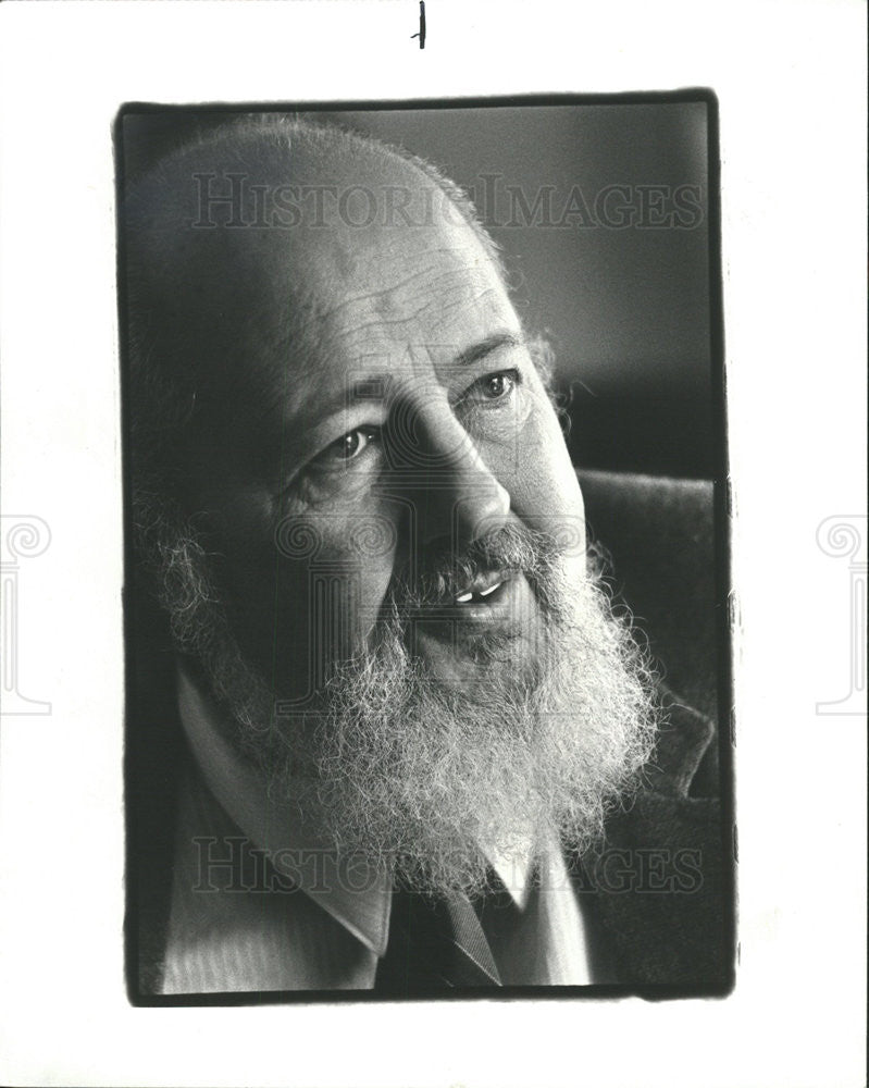 1984 Press Photo Ralph Underwager American minister psychologist Brainwashed - Historic Images