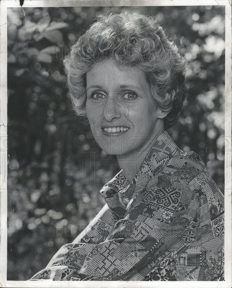1976 Press Photo Lynn Martin,woman in the General Assembly - Historic Images