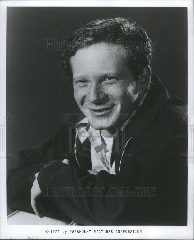 1974 Press Photo Donny Most,actor - Historic Images