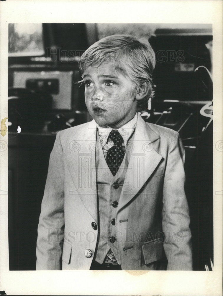 1980 Press Photo RICKY SCHRODER AMERICAN ACTOR FILM DIRECTOR - Historic Images