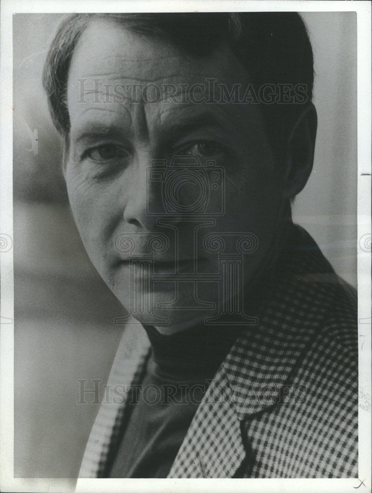 1970 Press Photo Michael Langham Director of Repertory Theater - Historic Images