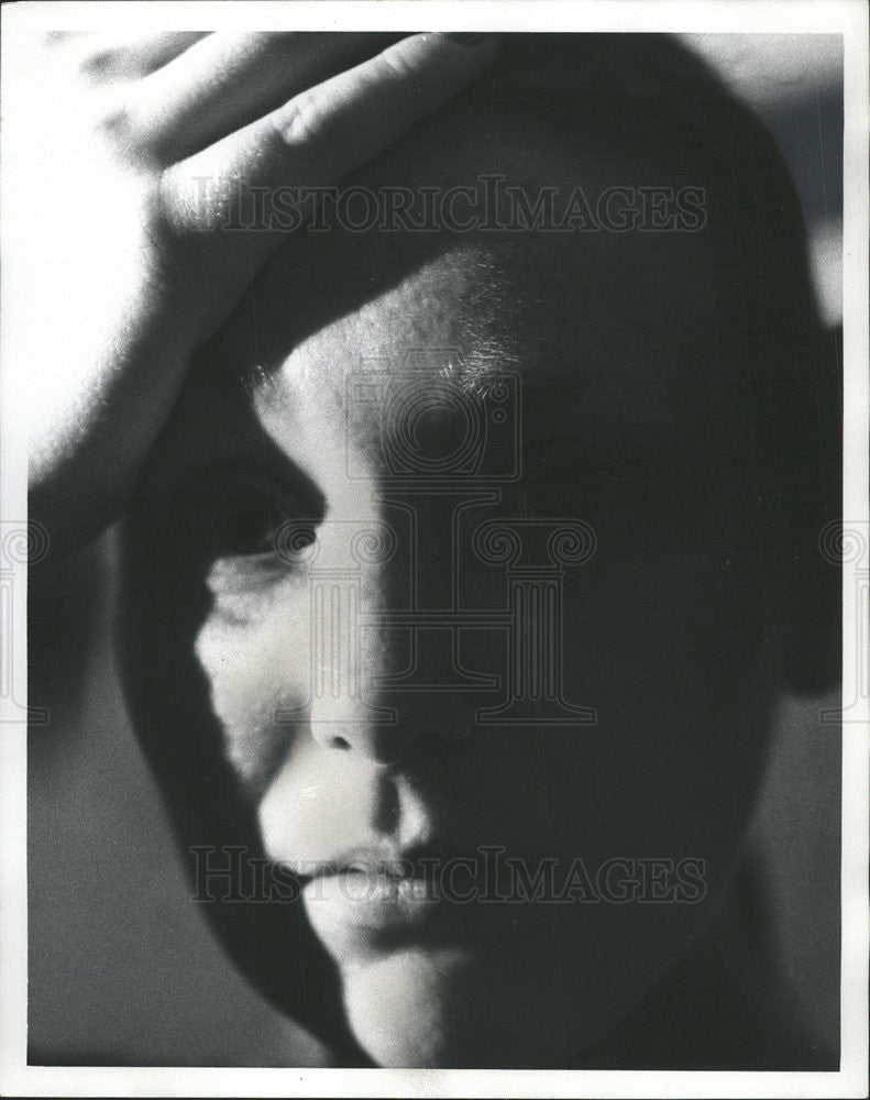 1974 Press Photo Sanja Lanzener Dancer - Historic Images