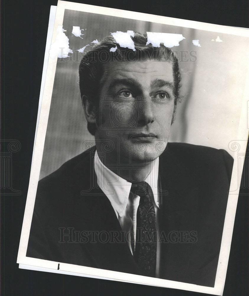 1978 Press Photo Actor Richard Mulligan Soap - Historic Images