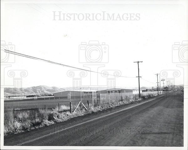 1965 Press Photo New Elementary School, Sparks, Nevada - Historic Images