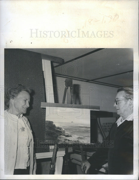 1977 Press Photo Beverly Hills Art Group - Historic Images