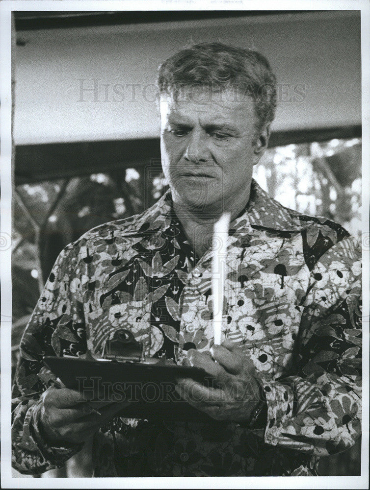 1972 Press Photo Brian Keith in the movie The Little People - Historic Images