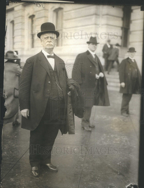 1912 Press Photo Sereno E Payne,Rep from NY and ex Sen Aldrich of R.I. - Historic Images