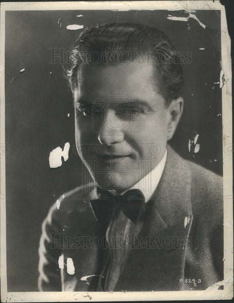 1926 Press Photo Bert Lytell,actor - Historic Images