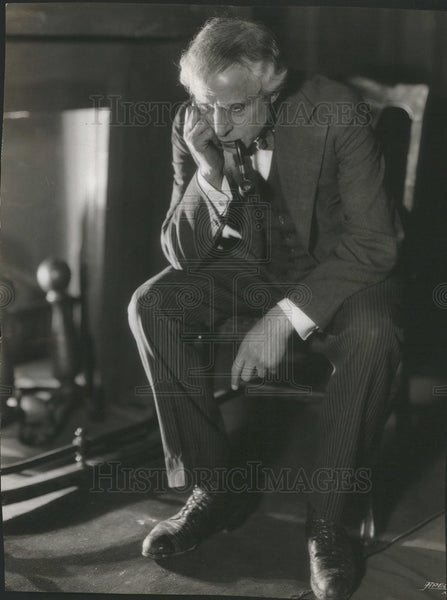 1925 Press Photo Actor Louis Mann - Historic Images