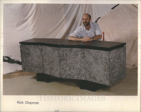 1996 Press Photo Andrew Pawlan an Architecture - Historic Images