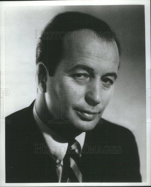 Press Photo Alan Manson American Film Television Actor - Historic Images