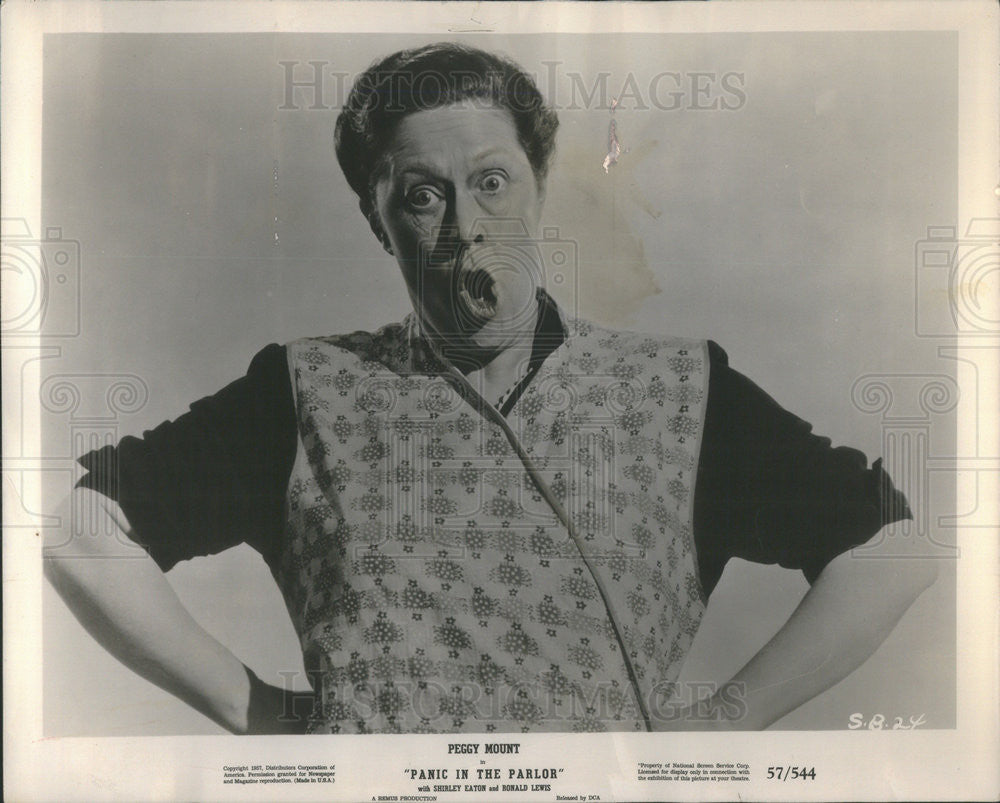 Watch Peggy Mount video